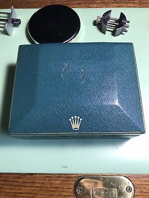 SALE!! PRICE DROP!! Vintage Rare 1960s/1970s Rolex Coffin Box 67.00.3