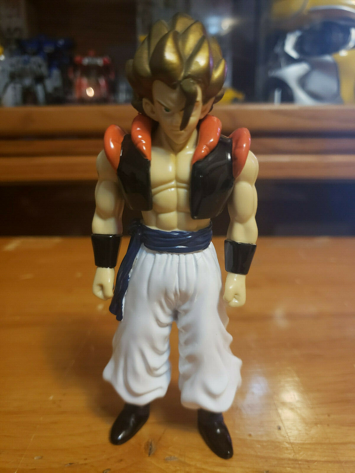 Character:Super Saiyan Gogeta Vol 21:BANDAI Dragonball Z  and Dragon Ball GT super battle collection AB Toys & Irwin