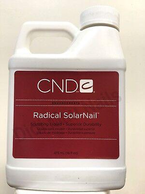 Sculpting Liquid (CND Radical SolarNail Sculpting Liquid 16 oz/ 473 ml  )