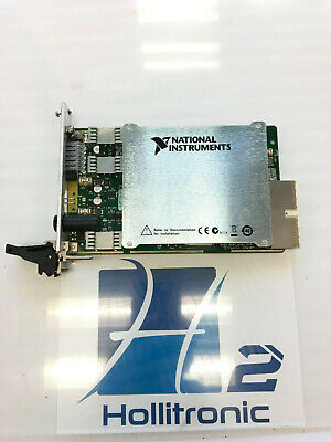 National Instruments Ni Pxi-4110 Programmable Dc Power Supply Card Used
