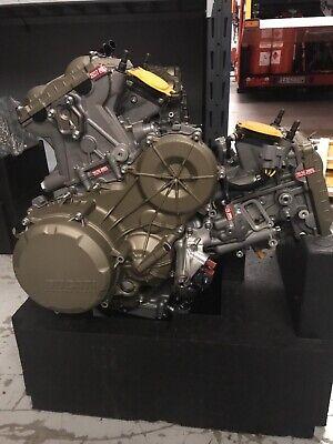 2018 Ducati Panigale 1199 V2 Wsbk Engine