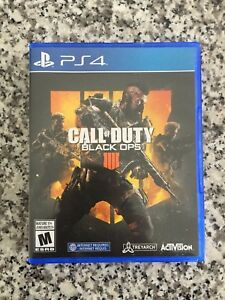 Black ops 4 (PS4)