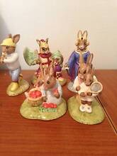 Royal Doulton Royal Albert Beatrix potter figurines 14 in total Viewbank Banyule Area Preview