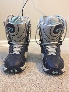 Thirtytwo snowboard boot size 10