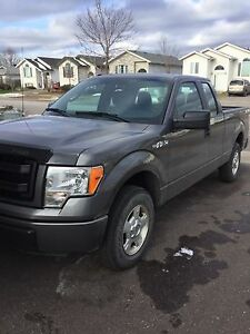 2014 Ford F-150 safetied