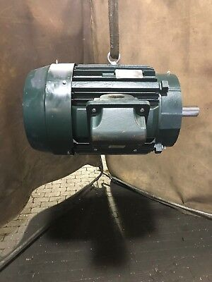 40HP 1775 RPM 230/460 or 190/380 volt - TOSHIBA 0404SDSR44A-P - ELECTRIC MOTOR