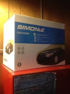 Car Cover - used but like new