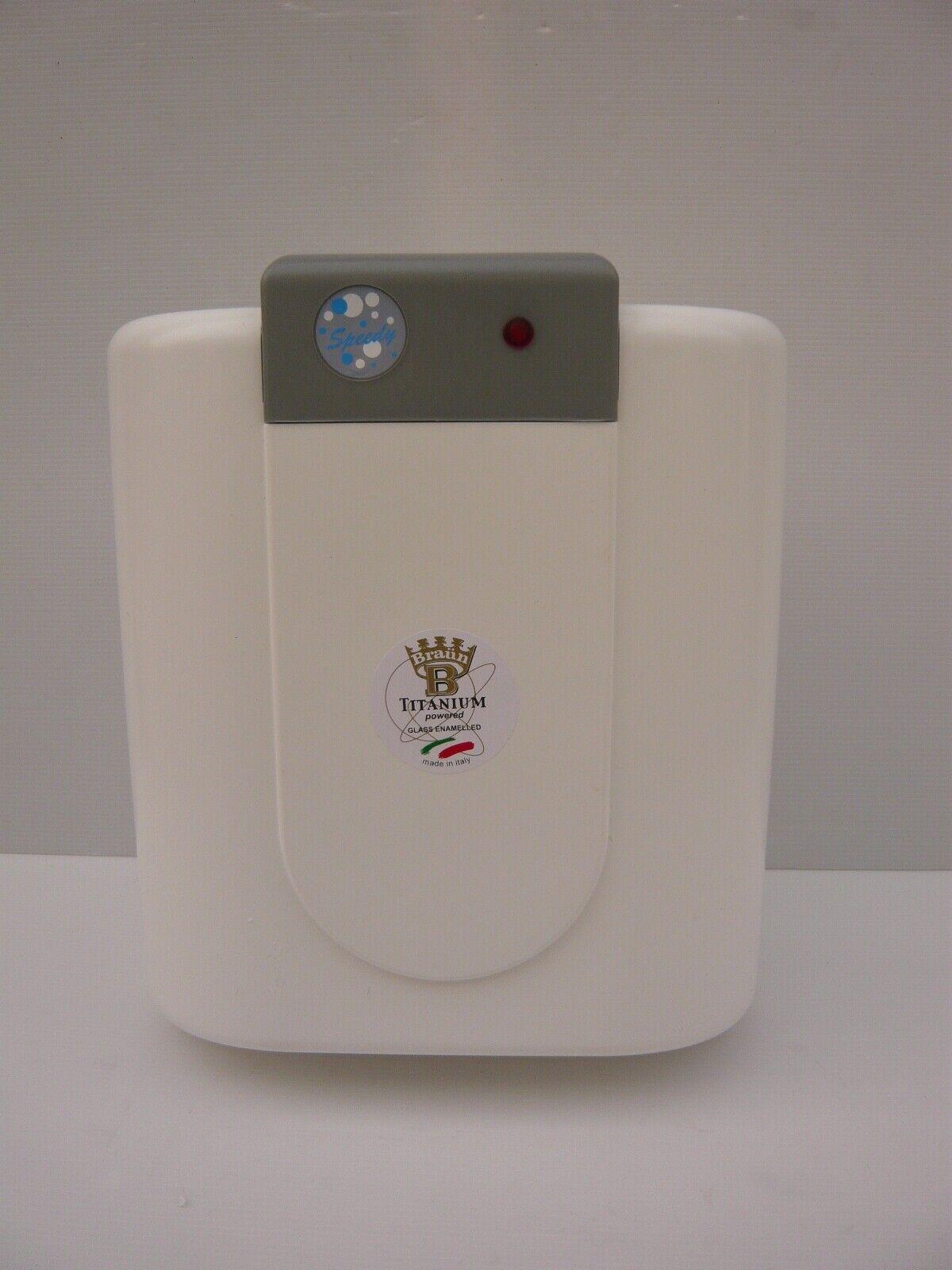 chauffe eau électrique/boiler BRAUN 10 litres sous évier