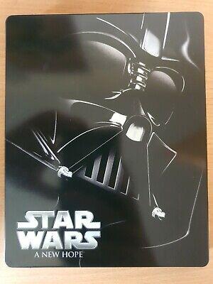 Star Wars - A New Hope & Return of the Jedi Steelbooks