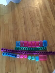 152 Shopkins +accessories and baskets