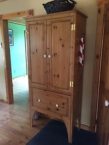 Kitchen armoire cupboard pantry