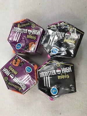 Monster High Halloween 1 ( MONSTER HIGH MINIS HALLOWEEN EDITION SERIES 1-Monster High Minis Series 1)