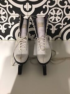 Woman's ice skate - SIZE 6 - LANGE Classic