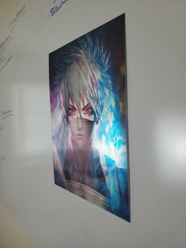 Changing 3D Art Naruto, Sasuke,  Kakashi