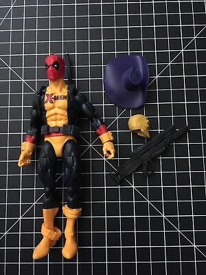 Marvel Legends Deadpool Madcap X-Men Sauron No BAF