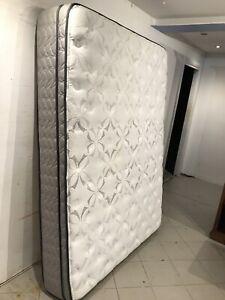 Good quality queen size firm mattress
