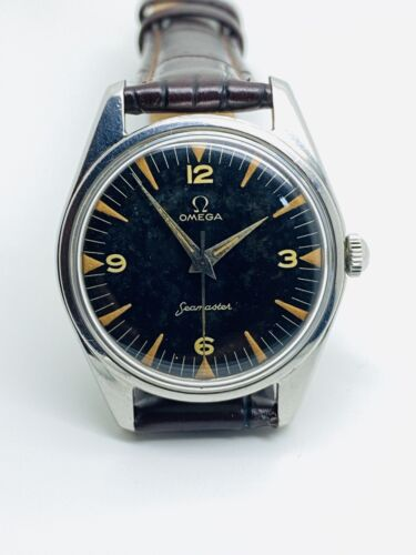 Vintage Rare Omega Seamaster/Ranchero Miltary Issue PAF Calibre 285 Ref. 2996-1 - watch picture 1
