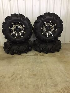 Can-am Maverick XMR Wheels & Tires