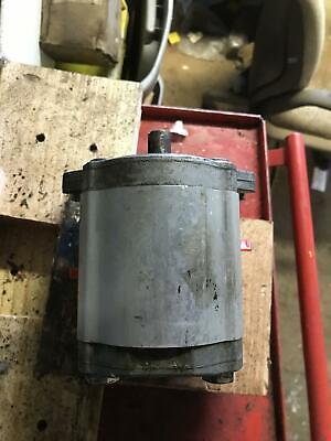 Haldex 1802761 Hydraulic Gear Pump 58 Shaft