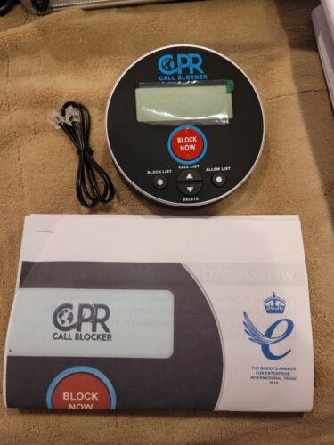 Call Blocker CPR V10000 Blocks Robocalls and any unwanted phone calls