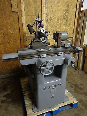 No. 2 Cincinnati Tool Cutter Grinder Cincinnati Milling Machine