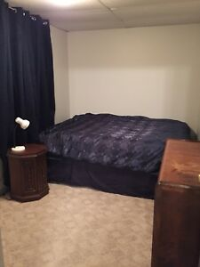 One bedroom basement suite - 3 blocks from Saskpoly!