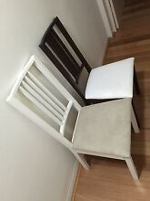 2 IKEA 98% NEW DINING CHAIRS  $20 EACH Chatswood Willoughby Area Preview