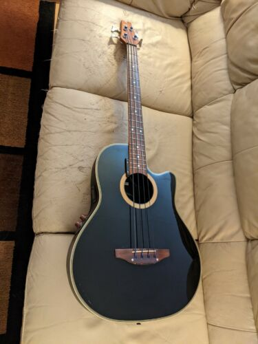 APPLAUSE by OVATION AE40 ACOUSTIC BASS