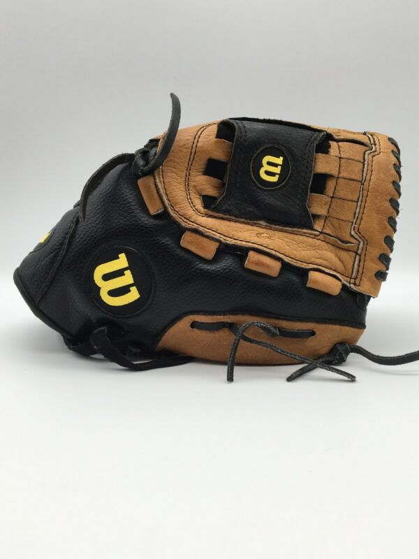 """Wilson A360 Right  Hand Throw 12"""" Glove Youth Nice! Ready To Play"""