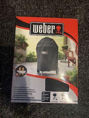 Weber 7143 Premium Grill BBQ Cover BRAND NEW IN BOX