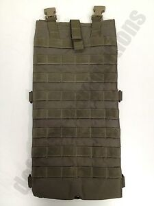 EAGLE-INDUSTRIES-ALLIED-INDUSTRIES-RLCS-MOLLE-HYDRATION-POUCH-RANGER-GREEN-VGC