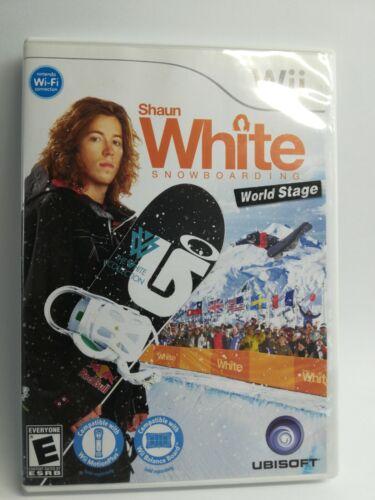 Shaun White Snowboarding World Stage Nintendo Wii, 2009  - $6.00