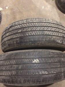 2 - 235-55-20 Bridgestone (Summer)