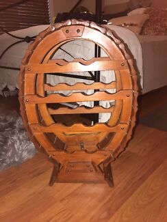 Wanted: One of a kind wine rack