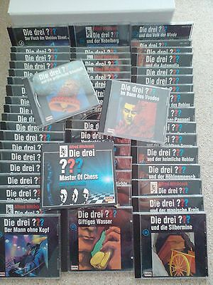 """120 CD Sammlung """"Die 3 drei Fragezeichen"""" - SELBST Titel aussuchen! ? Hörbücher"""
