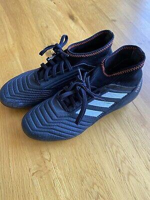 Adidas Predator Boys Football Boots Size 6 1/2
