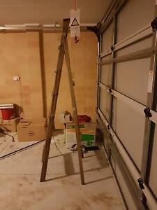 Wooden ladder Henley Brook Swan Area Preview