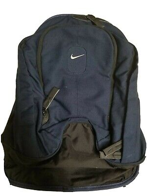Nike Light and Navy Blue Backpack Pre-owned