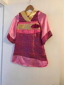 Girls Kimono Dress Up Costume Alkimos Wanneroo Area Preview