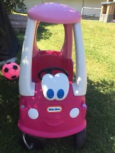 Voiturette Little Tikes car toy