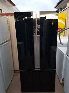 Panasonic 547L New Factory Second Black French Door Fridge RRP $2,499