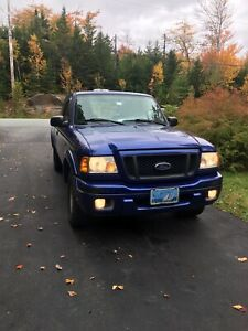2005 ford ranger 3.0 automatic