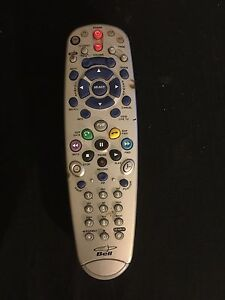 Bell HD Satellite Remote Controls