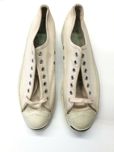 Jack Purcell Converse 7140 Size 11 Mens Tennis Shoes / Sneakers, Vintage