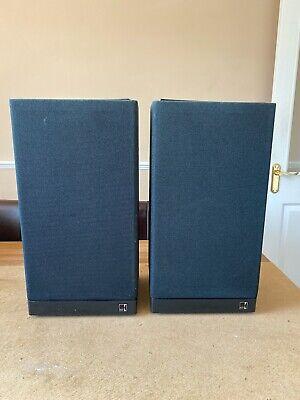 Retro Kef Celeste III 3 SP1107 8Ohm Large Pair of HiFi Stereo Speakers