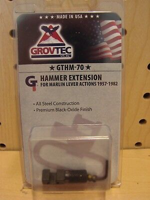 Grovtec Hammer Extension For Marlin Lever Action 1957 1982 Gthm 70 New