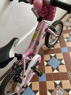 Ridgeback 13 Inch Bike - Pink