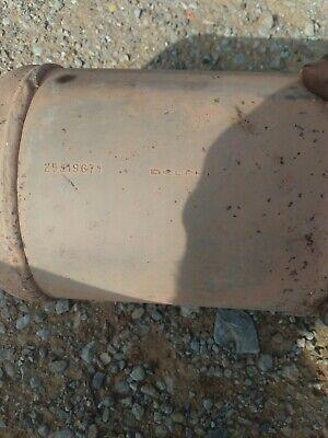 Gm Scrap Catalytic Converter Oem Full Numbers 25319671