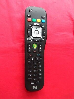 hp RC6 ir  WINDOW SOFTWARE TV/DVD  REMOTE CONTROL MODEL:RC1804912/06 EX/CON