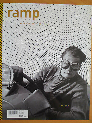 Ramp - Auto.Kultur.Magazin Ausgabe 3 Sommer 2008 (Ramp-auto)